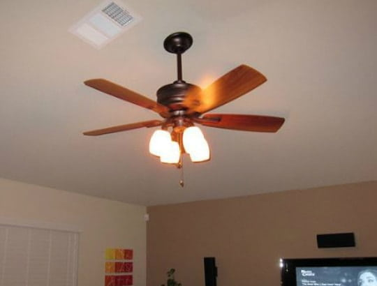 Ceiling fan Assembly
